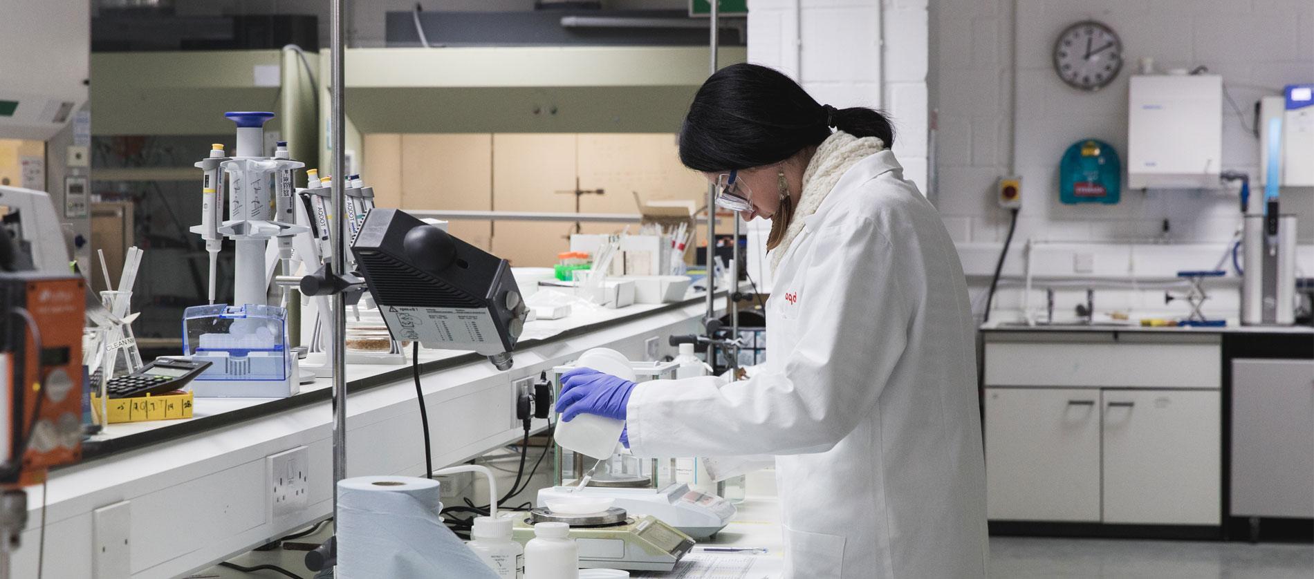 Aqdot lab